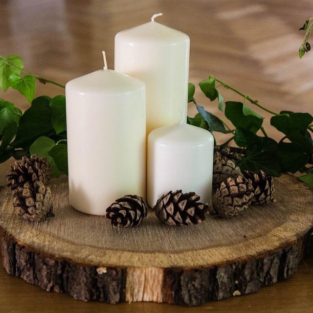 اولین کاربردهای شمع